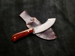 Skinning knife product