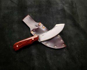 Skinning knife product