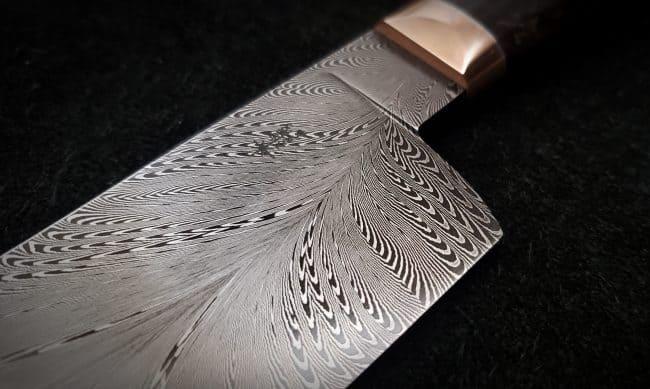 Damascus Chef Knife 3 scaled