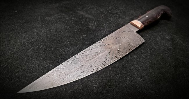 Hand Forged Knives