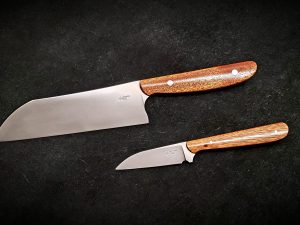 Chef and Pairing Knife 2