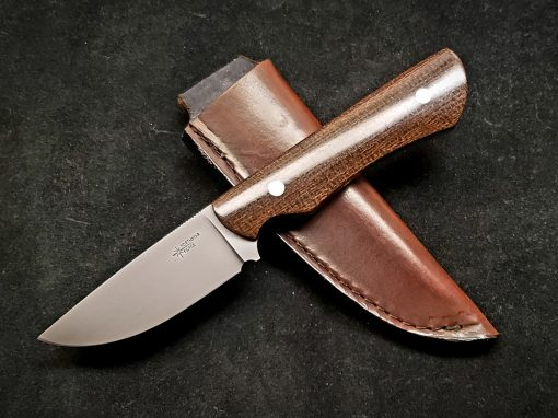 Canvas Micarta Hunter