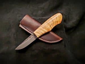 Nordic Hunter Culy Birch Knife 1